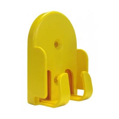 Soporte universal amarillo